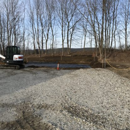 commercial lot clearing