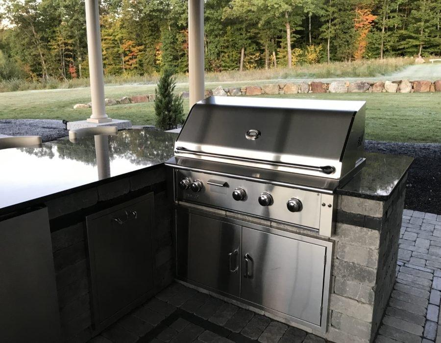 Outdoor Kitchens New Hampshire