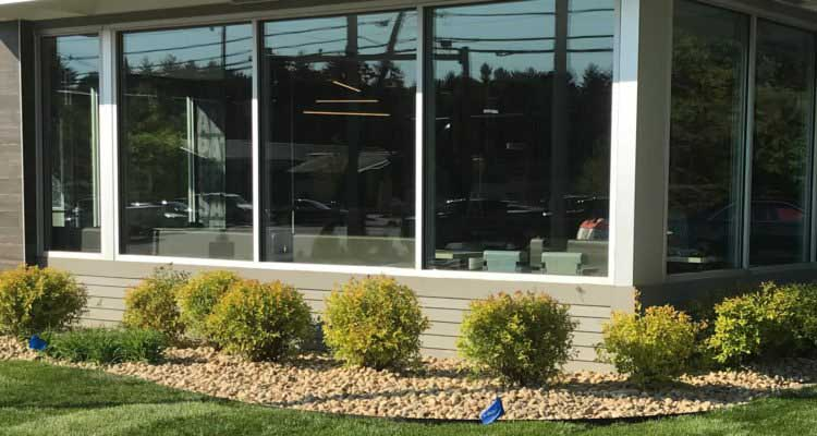 commercial residential landscaping