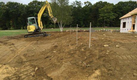 Excavation Services Concord New Hampshire